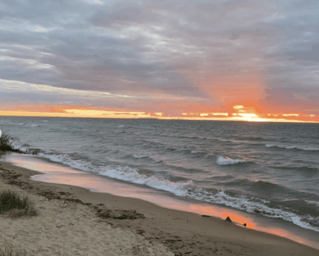 SleeperStatePark maaddsss.72 1 Watch a Sunrise or Sunset Over Lake Huron in the Thumb