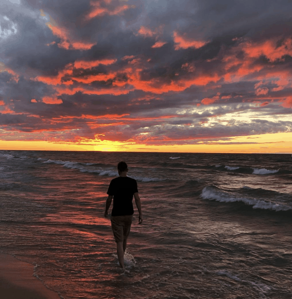 SleeperStatePark meganismello Watch a Sunrise or Sunset Over Lake Huron in the Thumb