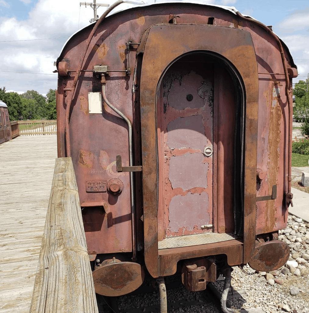 StandishDepot mzbatrac 1 Visit the Standish Historical Depot