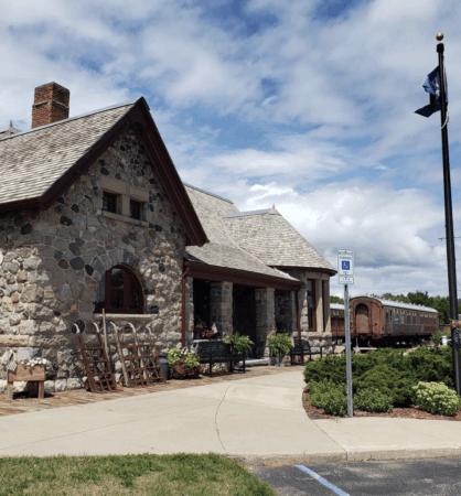 StandishDepot mzbatrac Visit the Standish Historical Depot