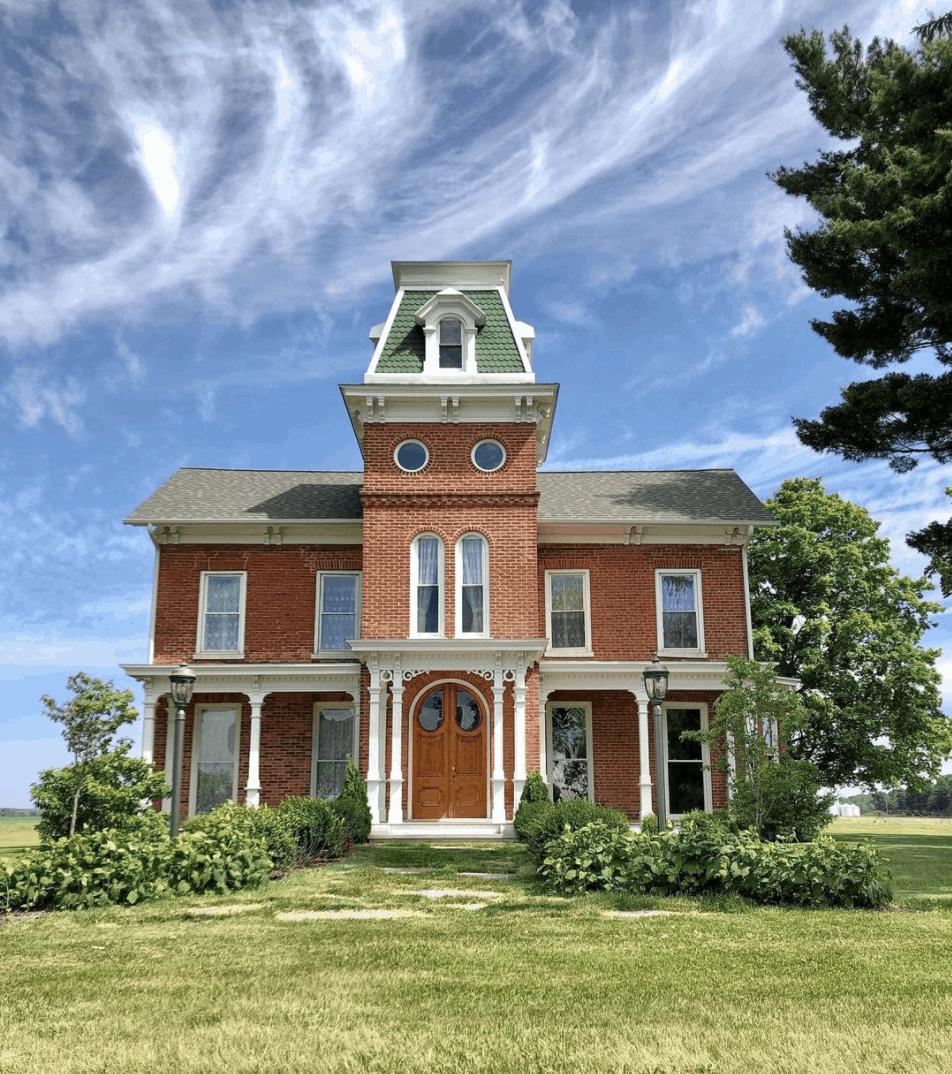 TheBonineHouse redondahead Learn the History of the Underground Railroad in Vandalia