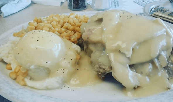 Thanksgiving Dinner Everyday at The Turkey Roost in Kawkawlin Michigan