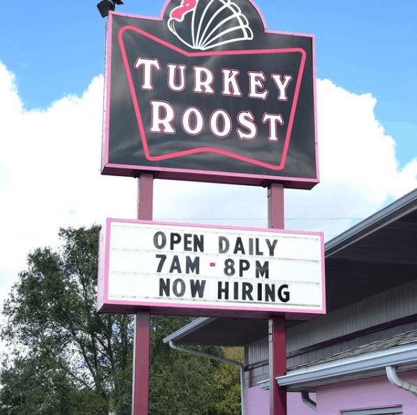 The Turkey Roost in Kawkawlin Michigan