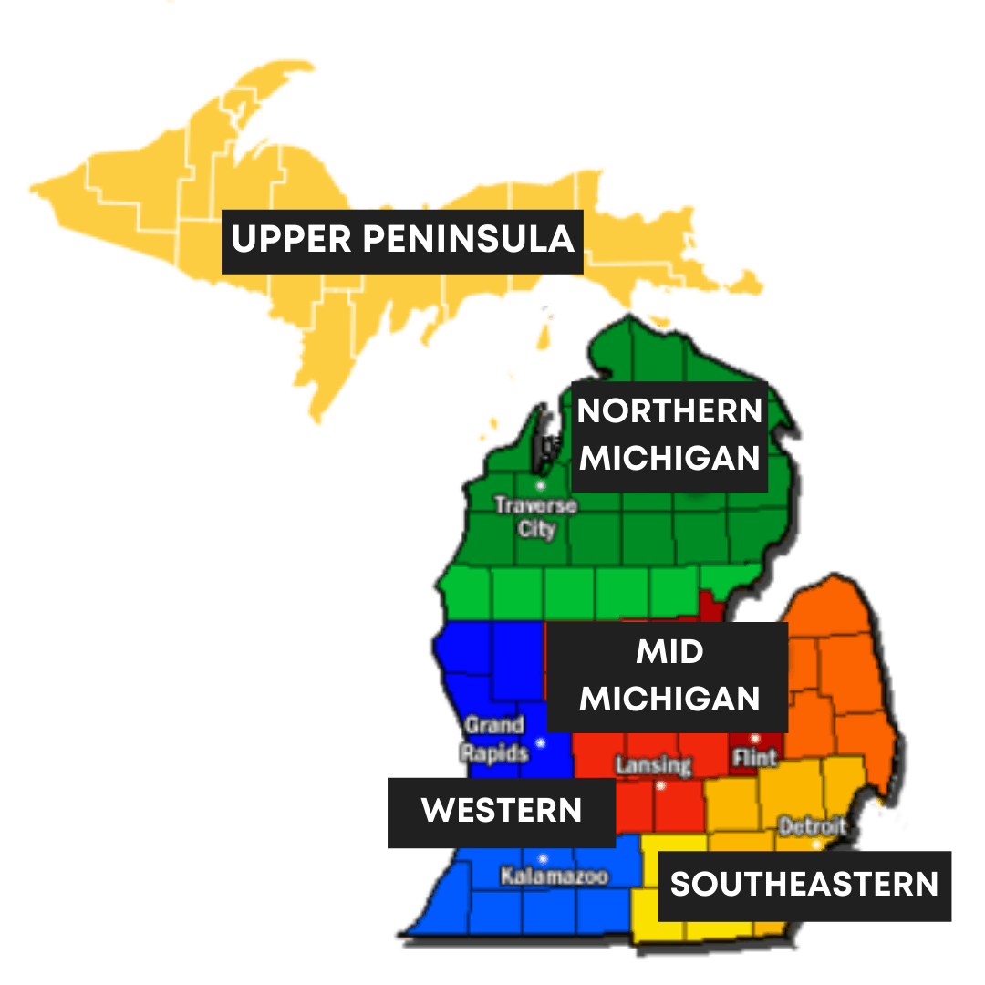 UPPER PENINSULA Where In Michigan Should You Live? Take the Quiz and Find Out!