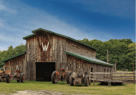 Immerse Yourself in Agricultural History at Wellington Farm USA