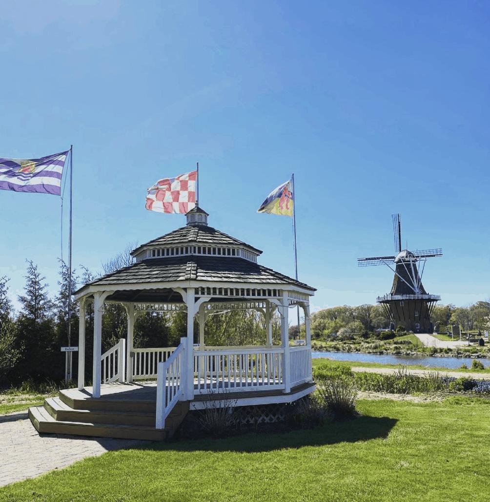 WindmillIslandGardens kristinesoriano Visit the Netherlands at Windmill Island Gardens