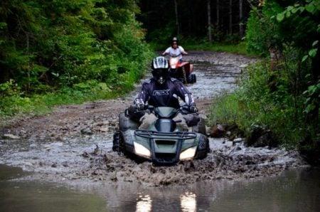 Touring Drummond Island with Beaver ATV Tours
