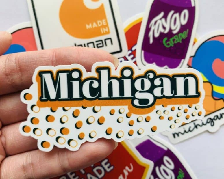 Michigan vernors sticker Spicy Facts About Vernors Ginger Ale | Michigan's Oldest Pop