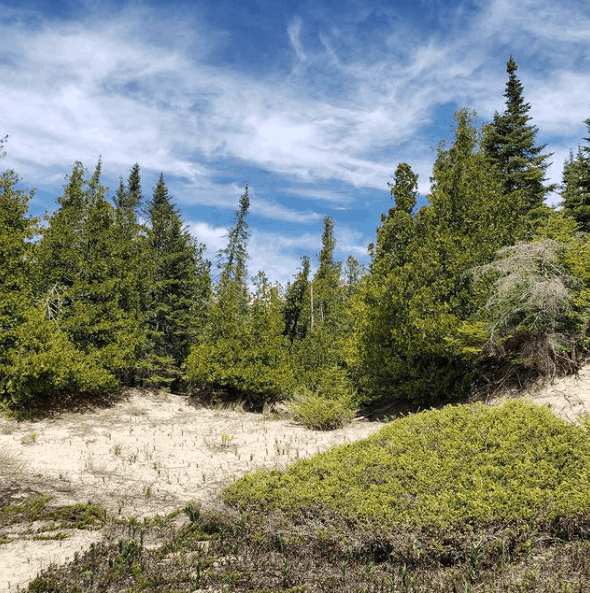 Beaver Island Michigan