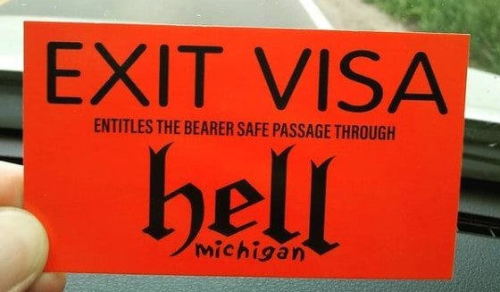 How to Escape Hell Michigan