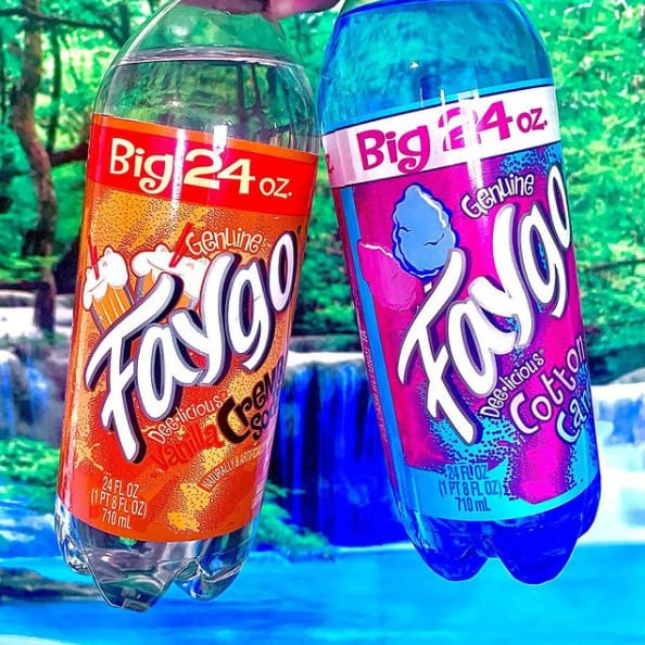 faygo creme soda and cotton candy Meet Faygo - Michigan's Favorite Pop Brand