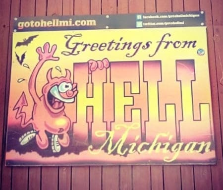 Discovering Hell – the Ultimate Guide to Hell Michigan