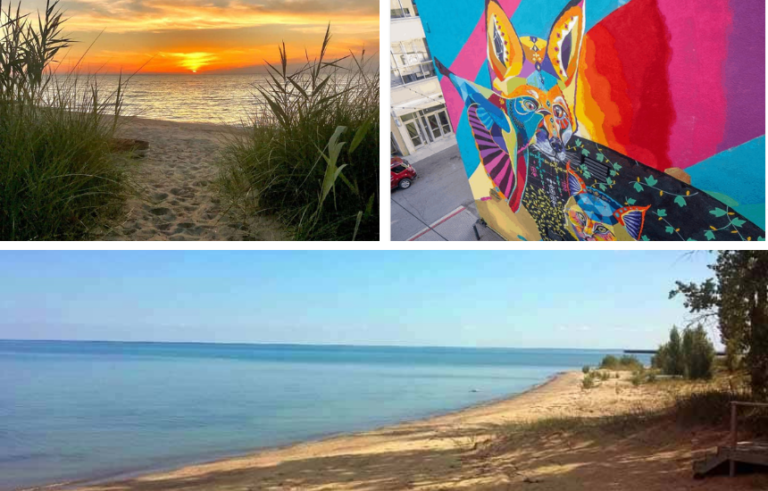 best summer things to do in Michigan's Thumb & Bay area