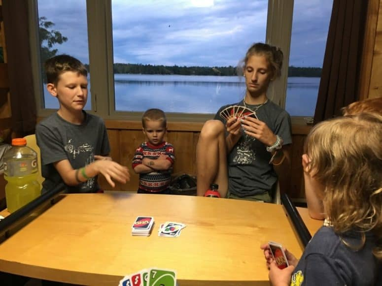 Cedar Bay Cabin in LCI Just 4 Days to Explore the Upper Peninsula this Summer? Here's What We Did. #MittenTrip