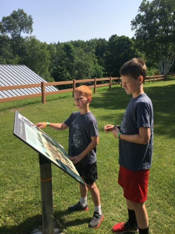 Exploring Fayette with Kids Just 4 Days to Explore the Upper Peninsula this Summer? Here's What We Did. #MittenTrip