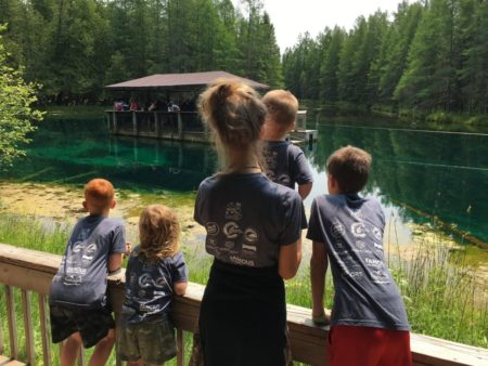 Just 4 Days to Explore the Upper Peninsula this Summer? Here's What We Did. #MittenTrip