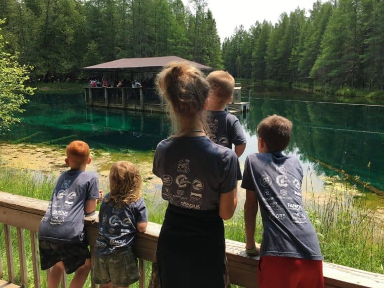 Kitch iti kipi Just 4 Days to Explore the Upper Peninsula this Summer? Here's What We Did. #MittenTrip