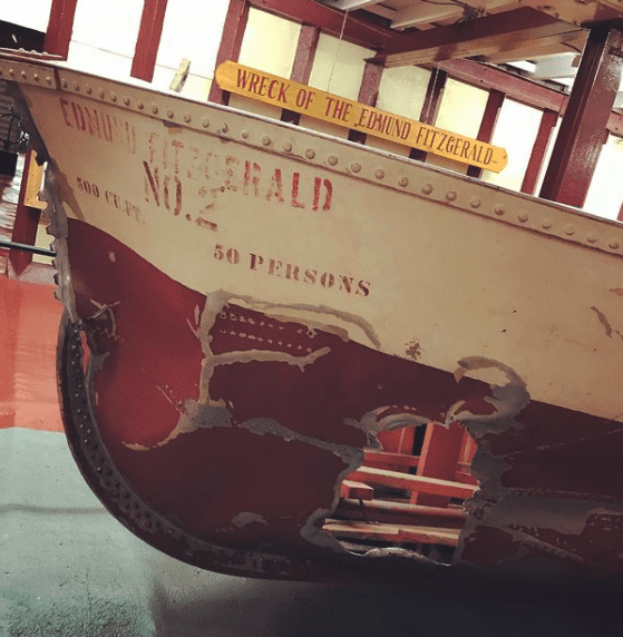 S.S. Edmund Fitzgerald boat The Complete Guide to the Wreck Of The Edmund Fitzgerald