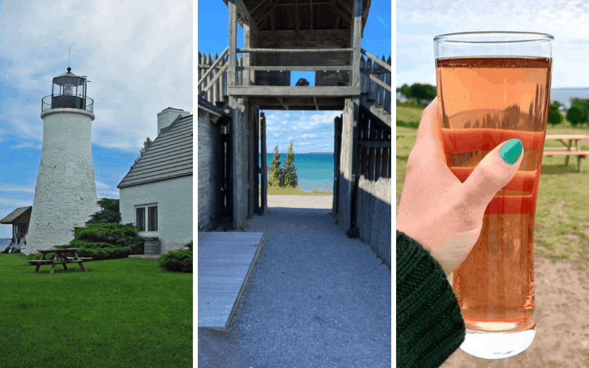 9+ Top Summer Things to Do in Northern Michigan | Michigan Summer Bucket List Ideas