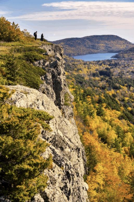 Escarpment Trail 1 25+ Michigan Hiking Trails for Fall Colors | Best Fall Hiking Trails in Michigan