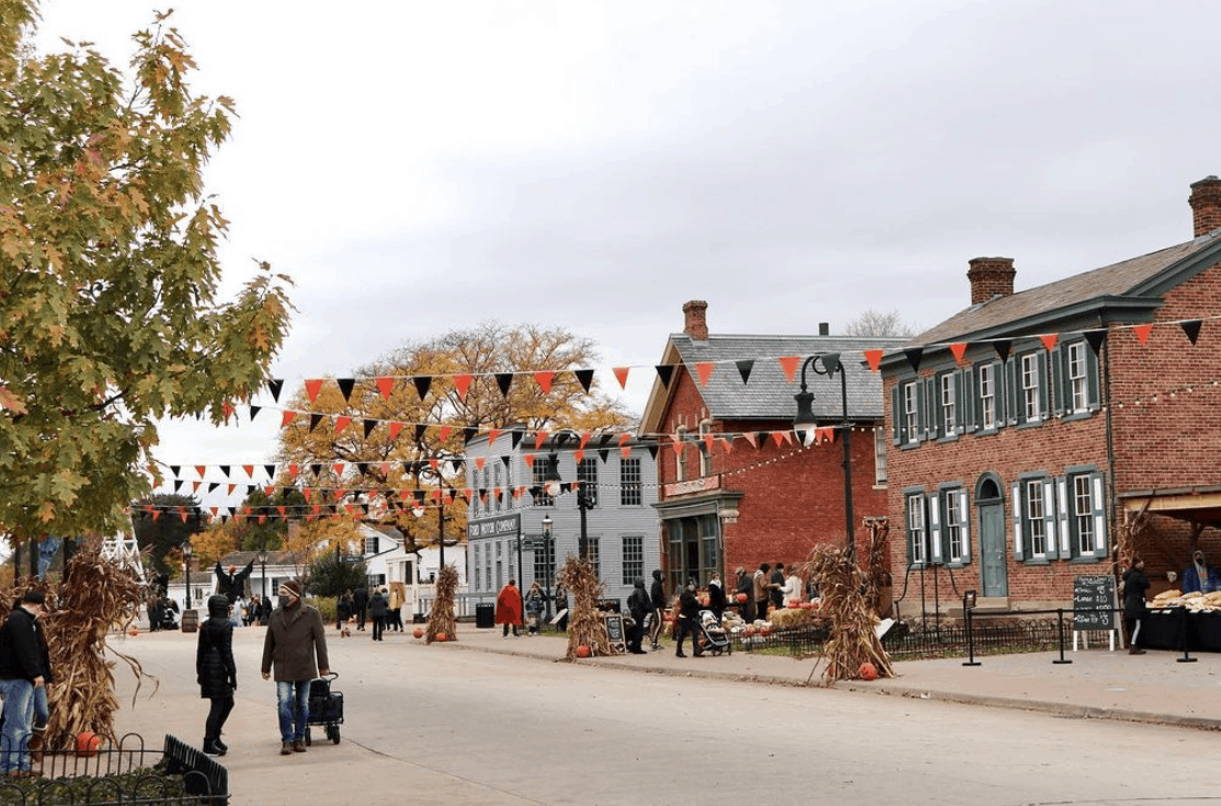 Halloween in Greenfield Village 1 Best Fall Things to Do in Metro Detroit [updated 2021]