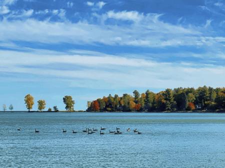 Lake Huron Home New