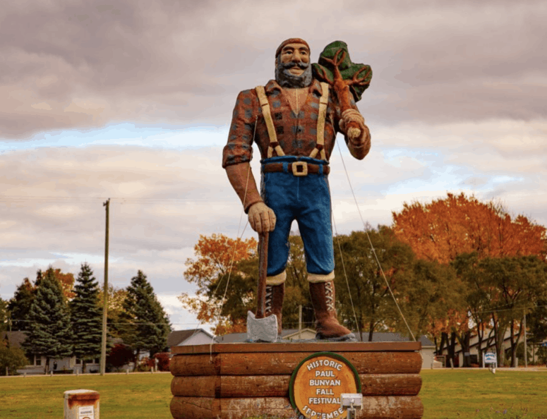 Paul Bunyan Days 17 Ways to Enjoy Fall in East Michigan This Year [updated 2021]