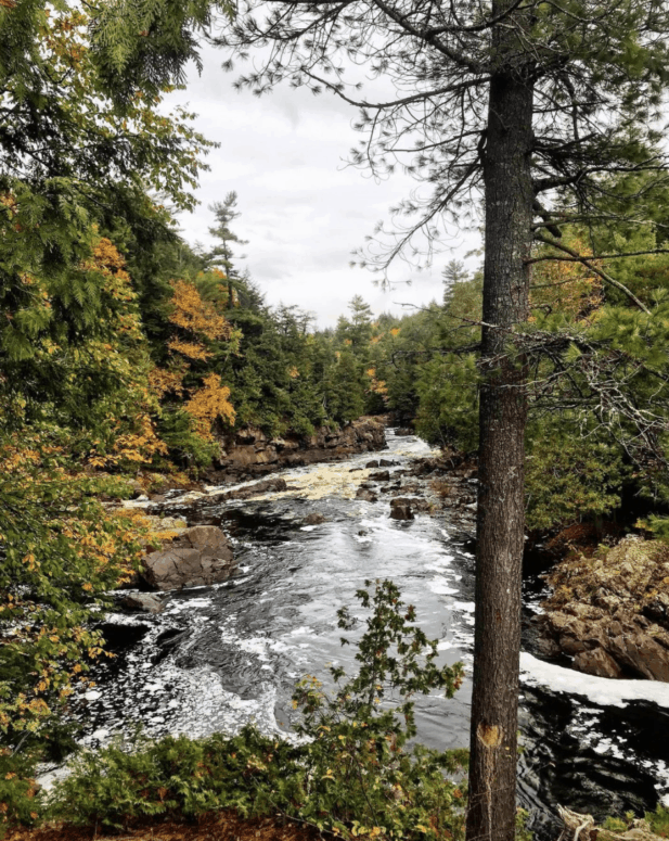 Potawatomi and Gorge Waterfalls 18 Best Waterfalls in Michigan to Explore This Fall
