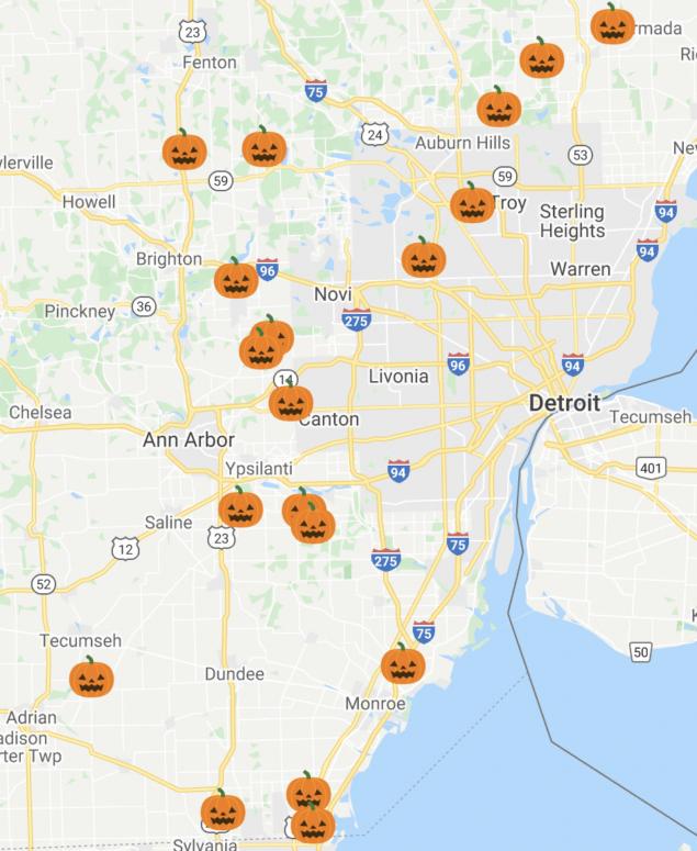 Screen Shot 2021 09 17 at 10.16.04 AM Pick the Perfect Michigan Pumpkin | 19 Best Metro Detroit Pumpkin Patches