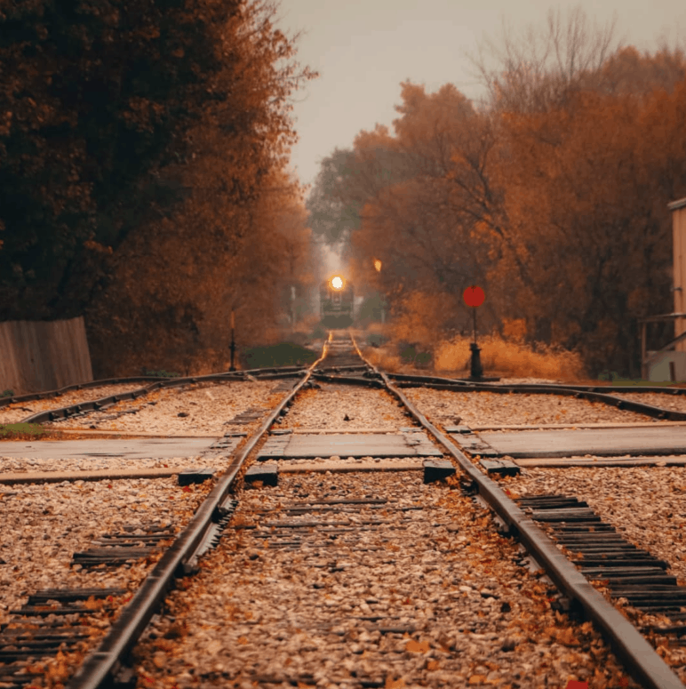 The Coopersville Marne Railway Co. Top 13 West Michigan Fall Things to Do [in 2021]