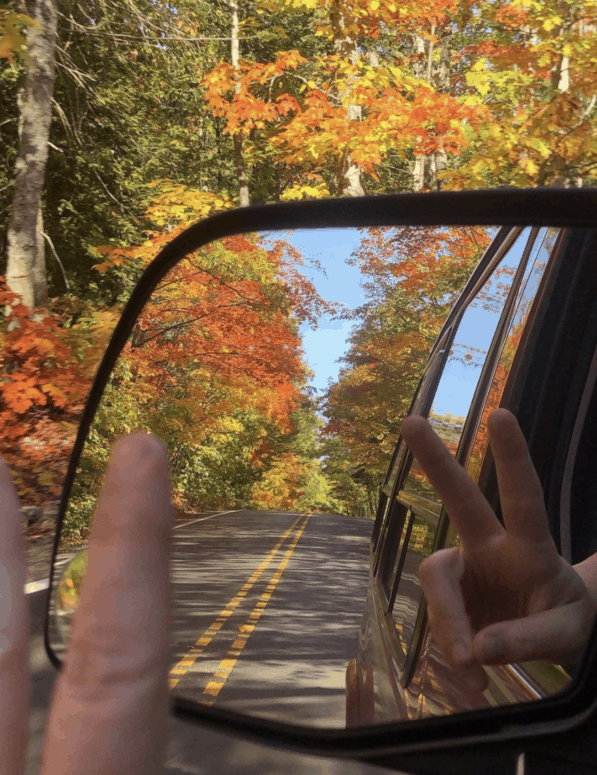 US 41 1 Best Scenic Fall Drives in Michigan For Stunning Color and Views