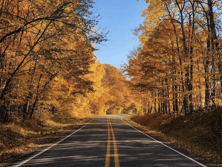 West Michigan Pike 7 Can't-Miss Colorful Scenic Drives in West Michigan This Fall
