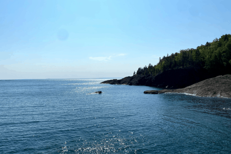 10 I Cliff Jumped at Marquette's Famed Black Rocks. Here's How it Went