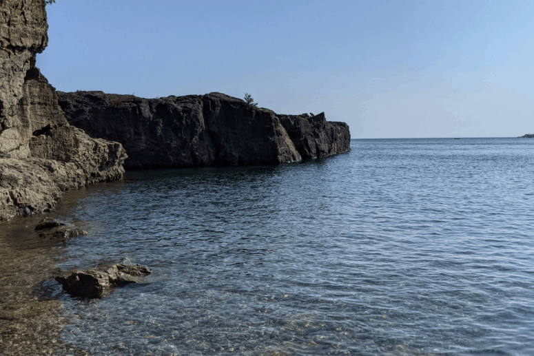 11 I Cliff Jumped at Marquette's Famed Black Rocks. Here's How it Went