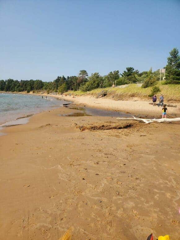 20210724 171318 12 Days + 1,946 Miles + 4 Campgrounds + 6 People + 1 Dog = Our 2021 Upper Peninsula Summer Adventure