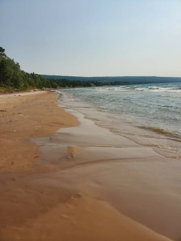 20210724 171323 12 Days + 1,946 Miles + 4 Campgrounds + 6 People + 1 Dog = Our 2021 Upper Peninsula Summer Adventure