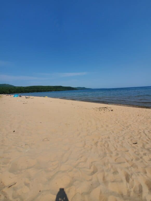 20210726 160551 12 Days + 1,946 Miles + 4 Campgrounds + 6 People + 1 Dog = Our 2021 Upper Peninsula Summer Adventure