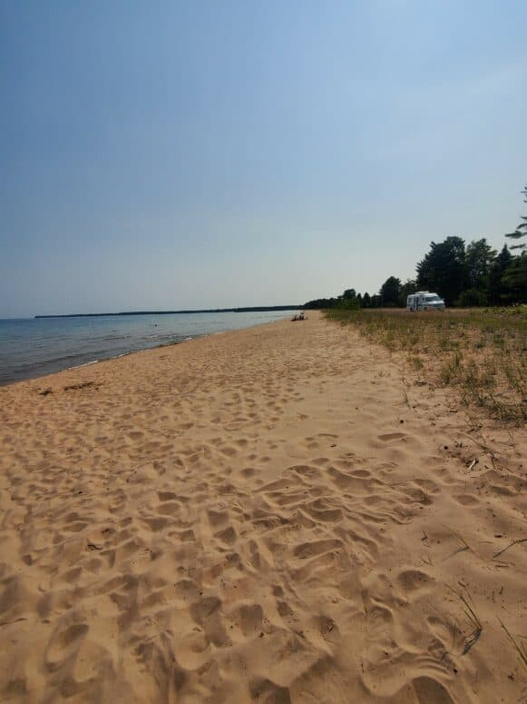 20210726 160557 12 Days + 1,946 Miles + 4 Campgrounds + 6 People + 1 Dog = Our 2021 Upper Peninsula Summer Adventure