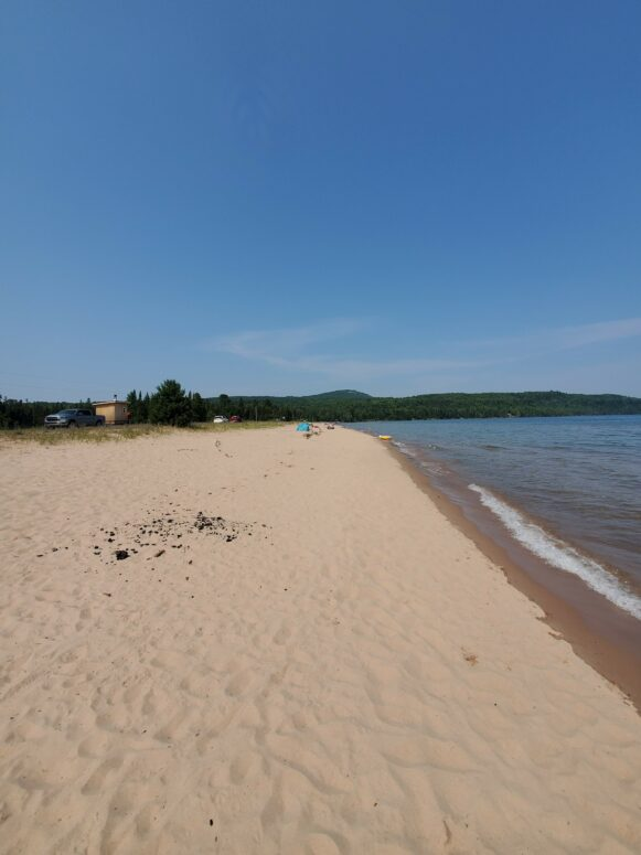 20210726 160611 12 Days + 1,946 Miles + 4 Campgrounds + 6 People + 1 Dog = Our 2021 Upper Peninsula Summer Adventure