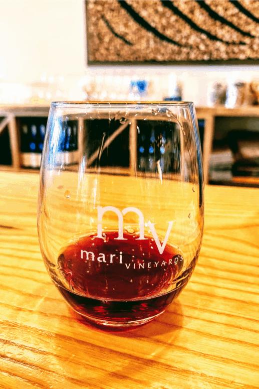 9 1 Mari Vineyards Tour and Tasting