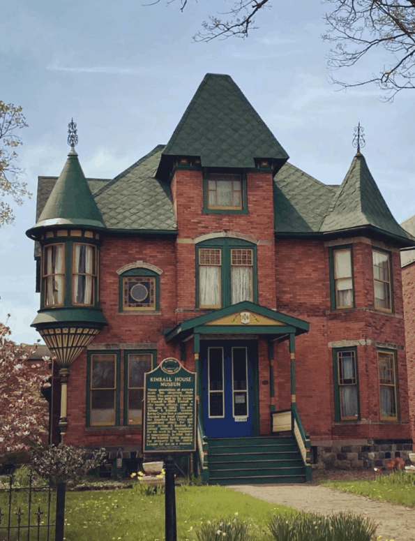 Kimball House Historic Museum 19 Fall Things to Do in Southcentral Michigan   Battle Creek, Ann Arbor, Lansing, Jackson, and More [updated 2021]