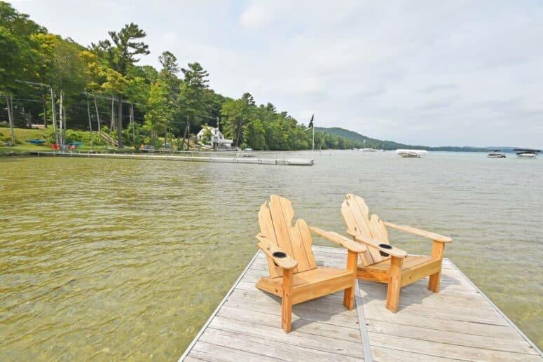 Glen Lake Vacation Rental Home near Pierce Stocking Scenic Drive
