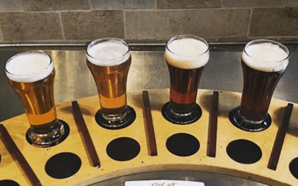 One of the BEST breweries in Traverse City: Right Brain Brewery
