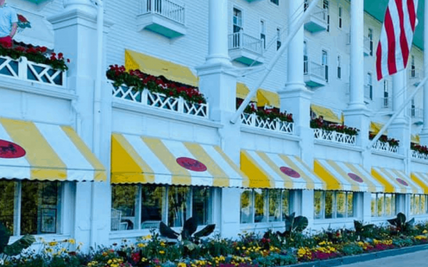 Mackinac Island Hotels | Grand Hotel Mackinac Island