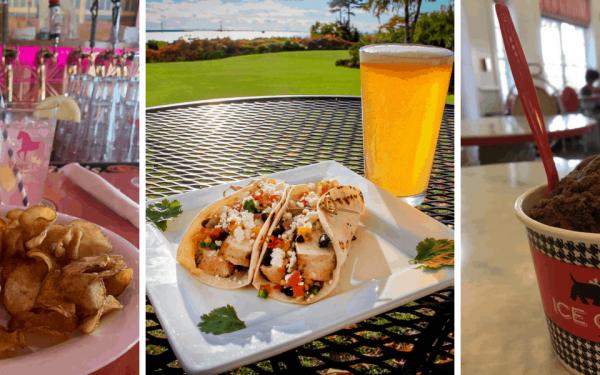 Mackinac Island Restaurants