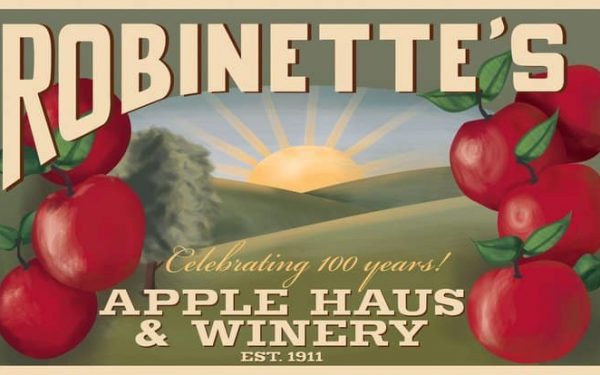 Robinette's Apple Haus & Winery in Grand Rapids