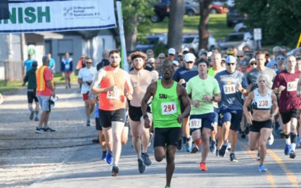 best Michigan 5k races in Jackson