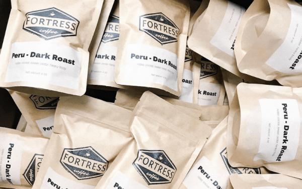 Fortress Coffee - small batch fresh roasted coffee in Jackson Michigan
